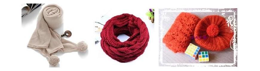 Echarpe Femme hiver - Da Fashion 3435a60eff8