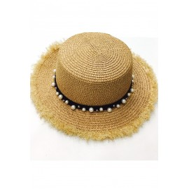 Chapeau perle
