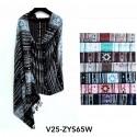 echarpe laine acrylique